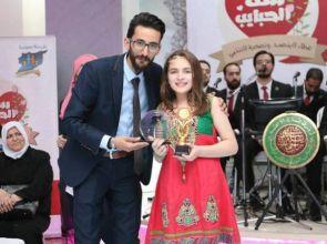 طفلة سورية تنال المركز الأول في مسابقة للرياضيات العقلية بماليزيا