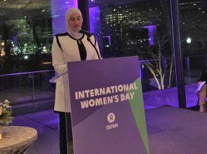 Oxfam honors the Syrian activist, Majd Sharbaji